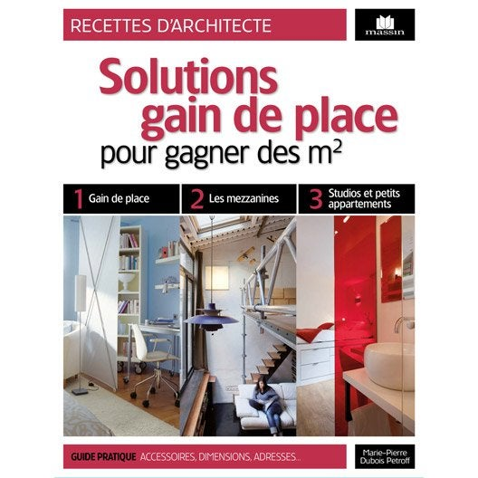 Solutions gain de place massin leroy merlin - Solution gain de place ...