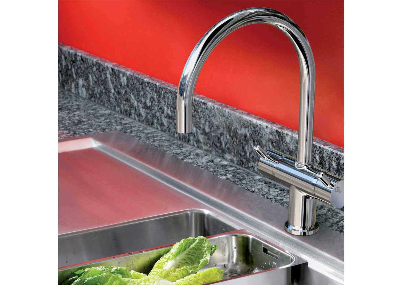 Comment choisir son robinet de cuisine ? | Leroy Merlin
