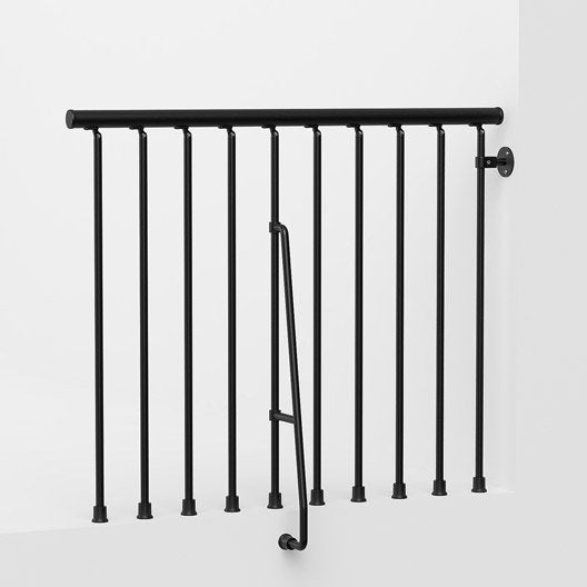 balustrade pour escalier ring cube leroy merlin. Black Bedroom Furniture Sets. Home Design Ideas