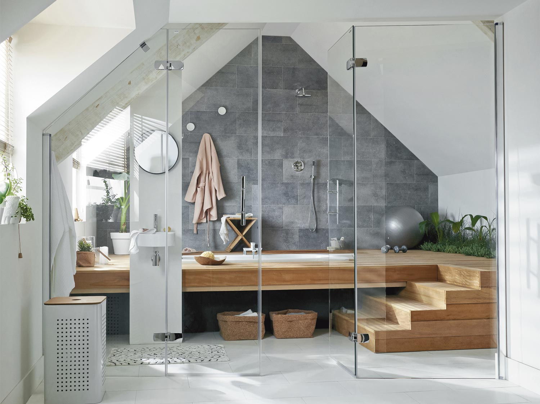 Installer un espace bien-être sous les combles
