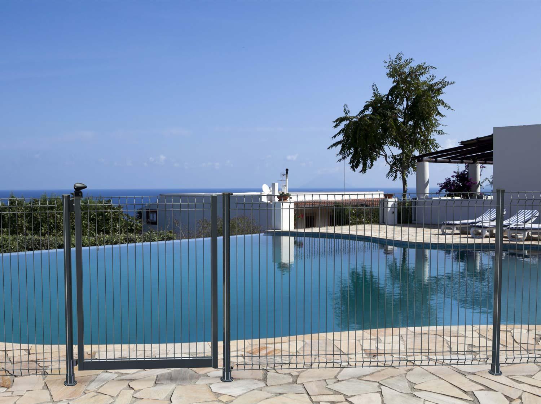 kit alarme pour piscine enterr e a immersion visiopool 20m2 leroy merlin. Black Bedroom Furniture Sets. Home Design Ideas