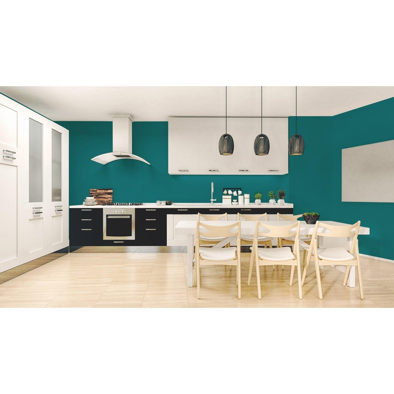 ... Satin Peinture Mur Cuisine Et Bain RIPOLIN, Bleu Pop, 0.75 L, ...