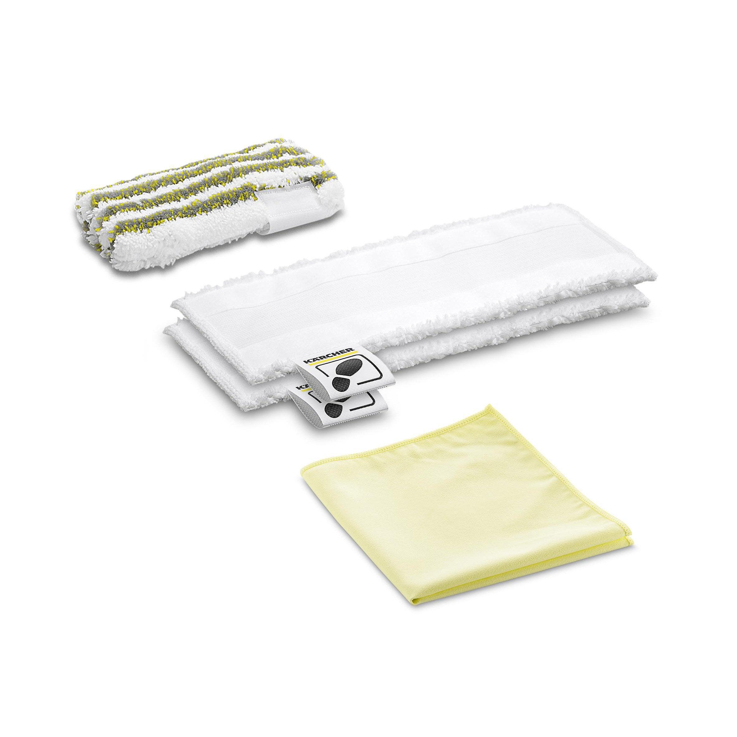 Kit de nettoyage pour nettoyeur vapeur karcher salle de bain leroy merlin - Nettoyage de salle de bain ...