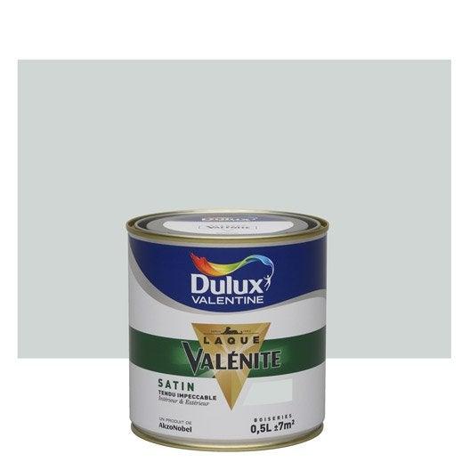 peinture gris perle dulux valentine val nite 0 5 l leroy merlin. Black Bedroom Furniture Sets. Home Design Ideas