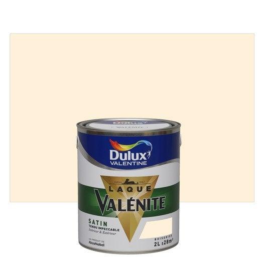 Peinture murale couleur peinture acrylique leroy merlin - Peinture blanc casse gris ...
