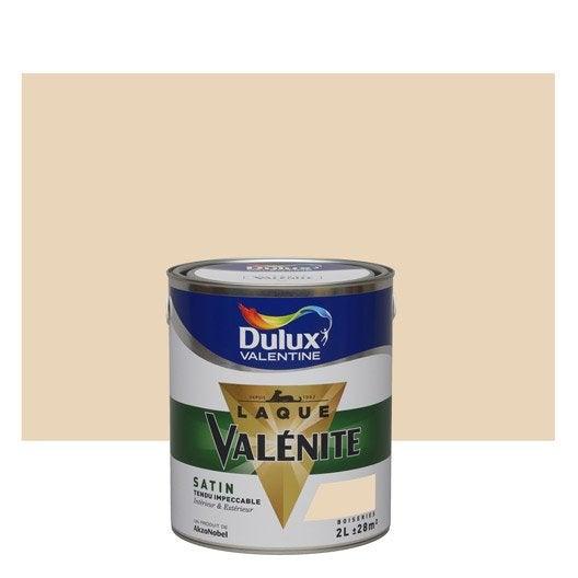 Peinture coquille d 39 uf dulux valentine val nite 2 l - Peinture coquille d oeuf ...