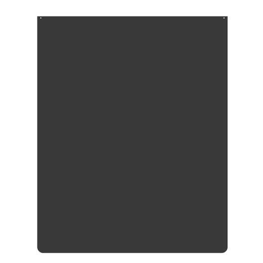 plaque de protection sol noir atelier dixneuf rectangulaire cm x cm leroy merlin. Black Bedroom Furniture Sets. Home Design Ideas