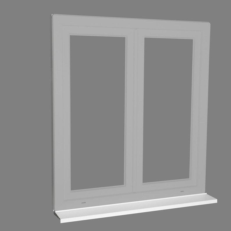 Pièce D Appui Pvc Blanc Pour Fenêtre Et Porte Fenêtre Long 1 05m