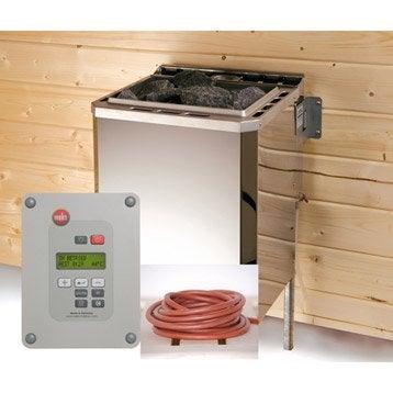 Poêle de sauna WEKA Classic, 4.5 Kw