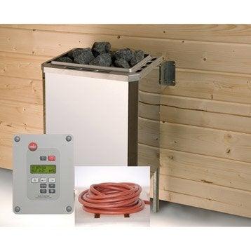 Poêle de sauna WEKA Bioaktiv, 7.5 Kw