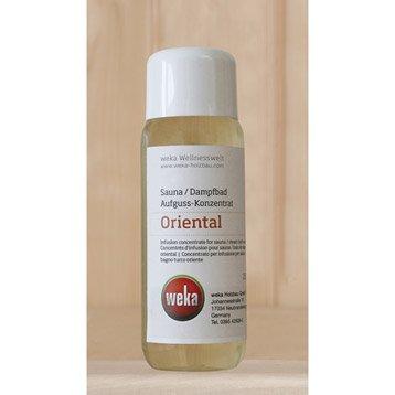 Concentré pour sauna WEKA, parfum herbe des Alpes 250 ml