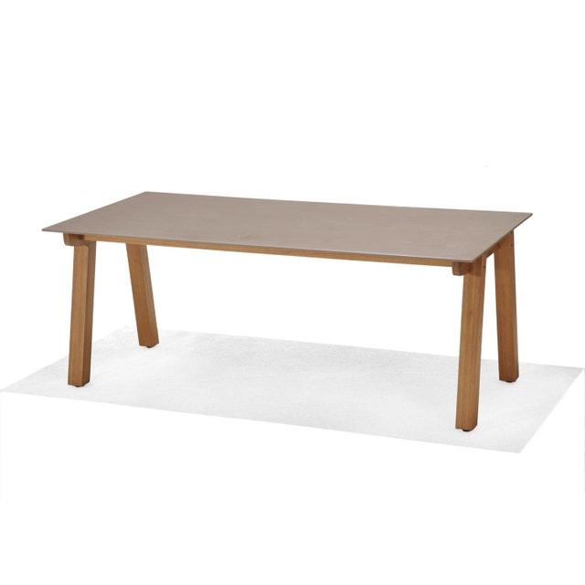 un salon de jardin au style scandinave leroy merlin. Black Bedroom Furniture Sets. Home Design Ideas