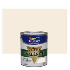 Peinture murale couleur peinture acrylique leroy merlin - Peinture lin clair dulux valentine ...
