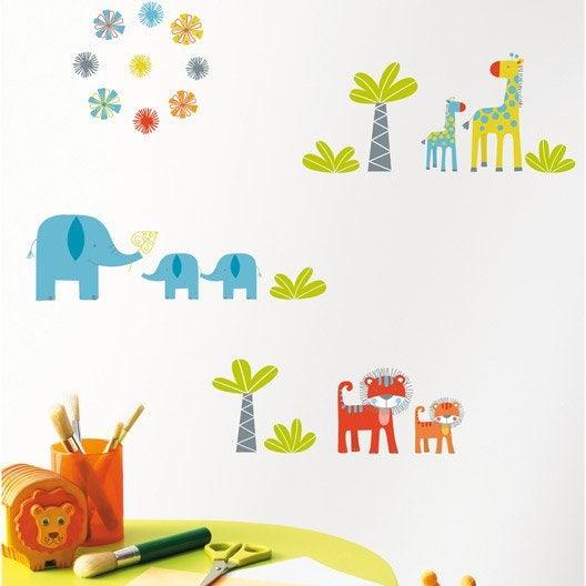 Stickers muraux autocollant au meilleur prix leroy merlin - Stickers escalier leroy merlin ...