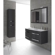 Meuble salle de bains meuble vasque colonne leroy merlin - Colonne de salle de bain leroy merlin ...