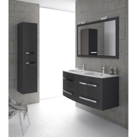 meuble salle de bain pas cher ensemble salle de bain. Black Bedroom Furniture Sets. Home Design Ideas