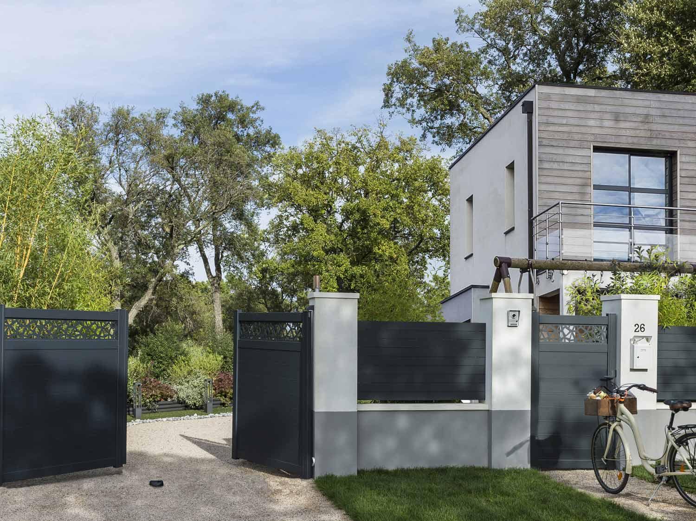 Mon projet portail, portillon et clôture en 5 étapes