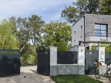Mon projet portail, portillon et clôture en 5 étapes   Leroy Merlin 63c010e19591