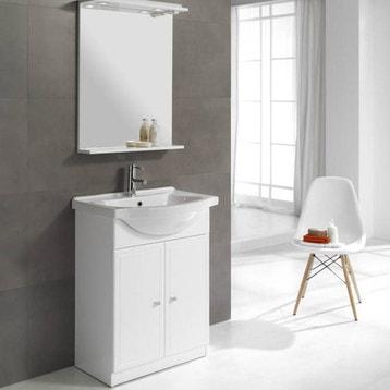 Meuble de salle de bain - Meuble, vasque, miroir, colonne ...