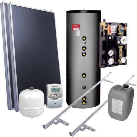 chauffe eau solaire et accessoires production d 39 nergie. Black Bedroom Furniture Sets. Home Design Ideas