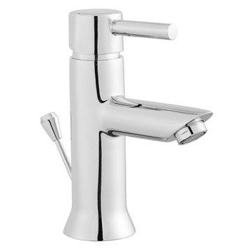 Mitigeur de lave-mains eau chaude et froide chromé Alcazar