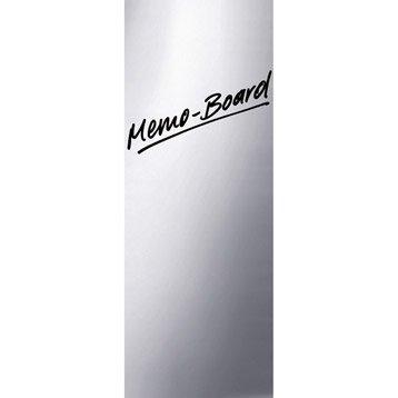 Verre imprimé Memoboard l.30 x H.80 cm