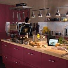 Meuble De Cuisine Cuisine Aménagée Cuisine équipée En Kit - Meuble cuisine 60x60 pour idees de deco de cuisine