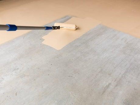 Peindre un sol leroy merlin - Peinture pour sol interieur ...