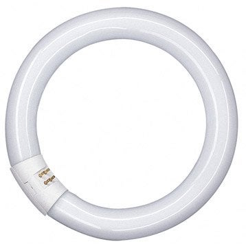 Tube circulaire fluorescent 22W = 1350Lm G10Q 4000K OSRAM