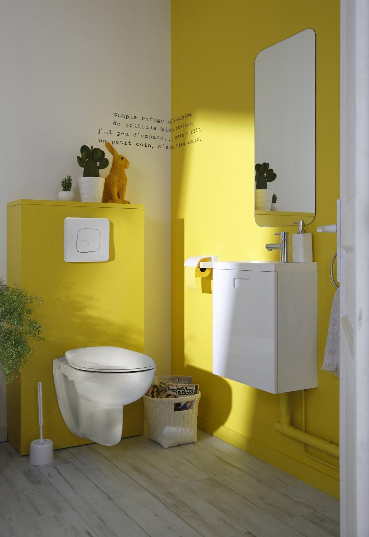 Un WC Suspendu Pour Un Esprit Contemporain Dans Vos Toilettes