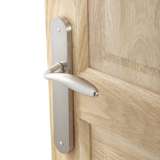 poign e de porte int rieure poign e chambre wc salle. Black Bedroom Furniture Sets. Home Design Ideas