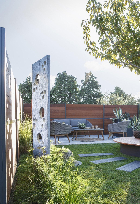 de l 39 ardoise en vertical qui laisse passer la lumi re leroy merlin. Black Bedroom Furniture Sets. Home Design Ideas