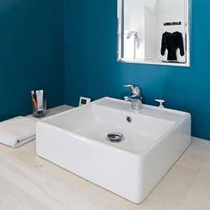 meuble salle de bain et vasque | leroy merlin - Meuble Evier Salle De Bain