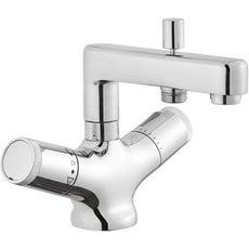 Robinet de baignoire robinet de salle de bains au meilleur prix leroy merlin - Robinet baignoire monotrou ...