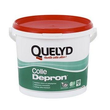 Colle pour matériaux isolants universelle (tous supports) Depron QUELYD