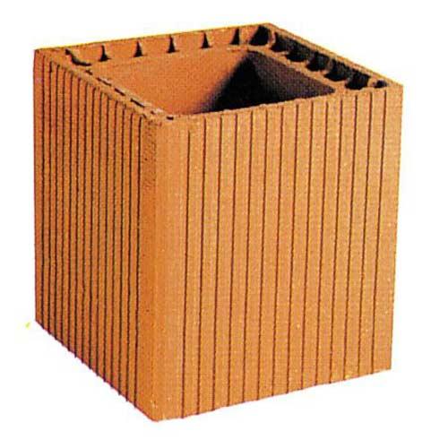 Montage traditionnel de cheminée