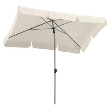 Parasol   Parasol déporté, de balcon, droit au meilleur prix