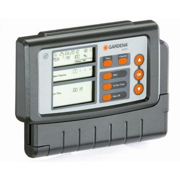Programmateur electrique GARDENA 1283-20 multivoie