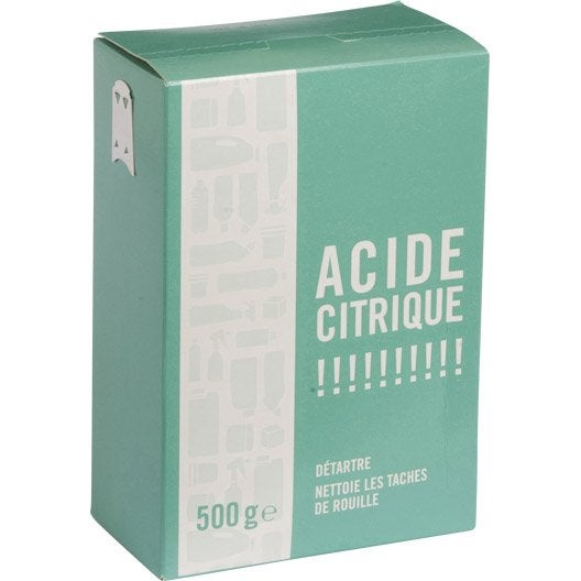 Acide citrique 500g leroy merlin - Canvas pvc witte leroy merlin ...