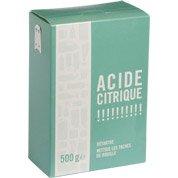 Acide citrique !!! 500g