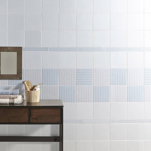 d cor astuce dotty gris galet n 5 x cm leroy merlin. Black Bedroom Furniture Sets. Home Design Ideas