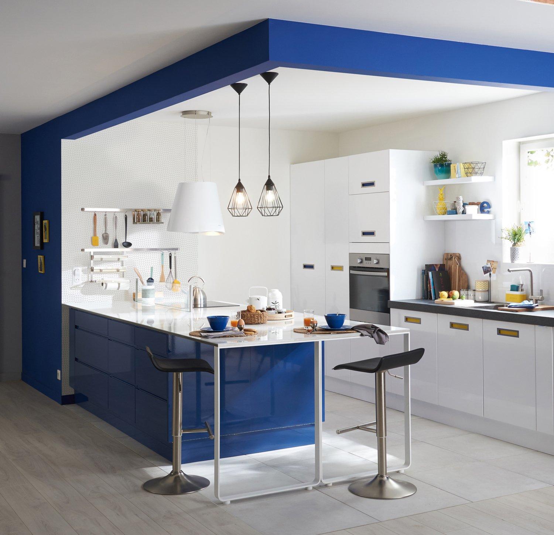 Peinture Cuisine Deco: Une Cuisine Belle Et Fonctionnelle