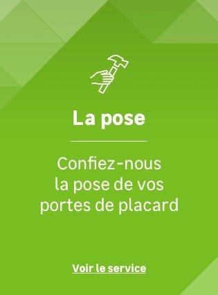Porte De Placard Et Cloison - Standard Et Personnalisable | Leroy
