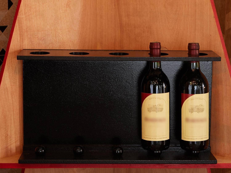 Fabriquer Casier À Bouteilles En Bois diy : fabriquer un range bouteilles grand cru | leroy merlin