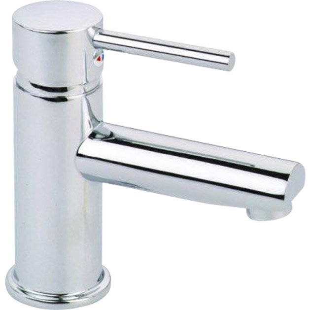 Mitigeur De Lavabo Chrome Plated Brillant Sensea Iggy