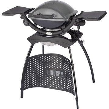 barbecue weber q2000 titanium