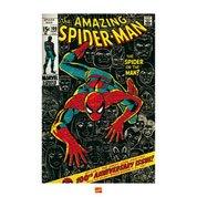 Affiche Marvel spider-man l.40 x H.50 cm