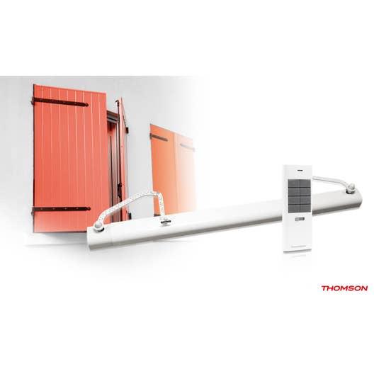 motorisation de volets battants sans fil thomson 46 n m. Black Bedroom Furniture Sets. Home Design Ideas