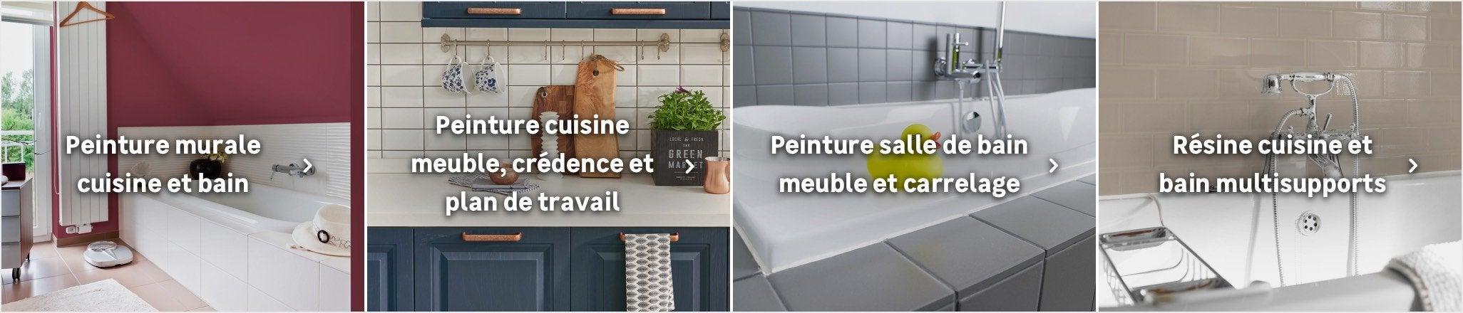 Peinture Cuisine Et Salle De Bain Au Meilleur Prix Leroy