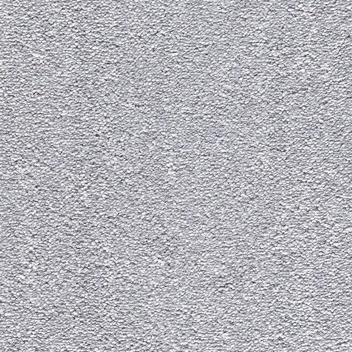 Moquette velours uni argent, TIMELESS 315, 4 m
